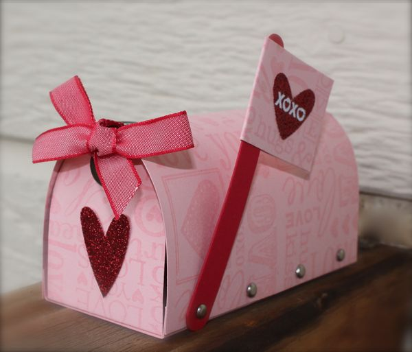 valentine mail box carrie stamps
