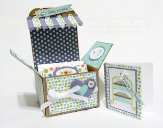 2-25 Sweet Shop Box of Sweet Notes