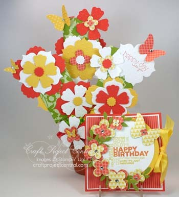 Gift Card Bouquet & Card(1)