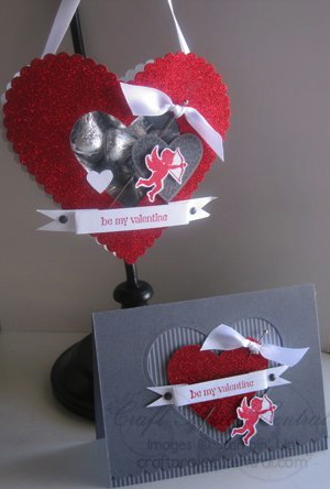 Hanging Heart Treat Box & Card(1)