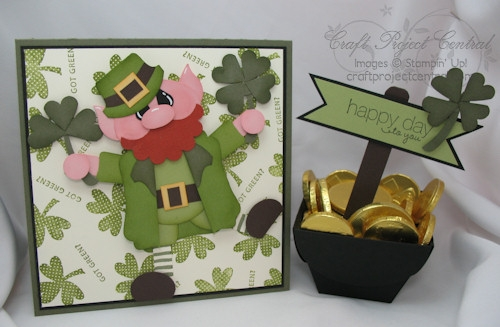 Leprechaun & Pot of Gold(1)