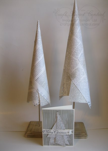 Contemporary Christmas Trees & Card(1)