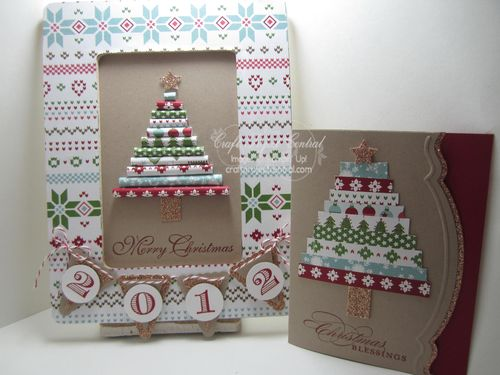 Christmas Frame & Coordinating Card(1)