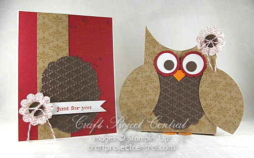 Owl Box & Greeting Card(1)
