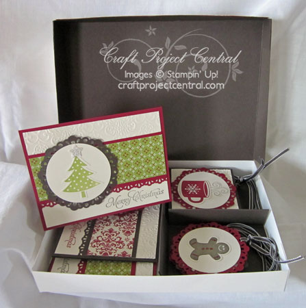 Scentational Season Boxed Cards & Tags(1)