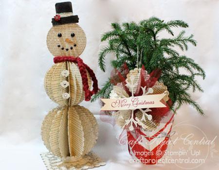 Snowman & Ornament(1)
