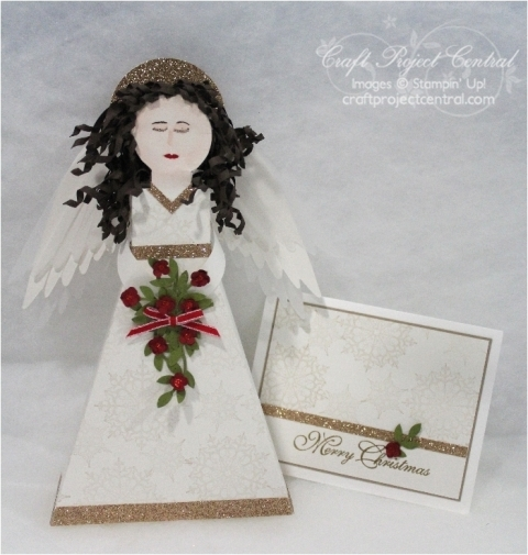 Angel Gift Box & Card
