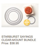 Starburst bundle