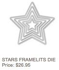 Star framelits