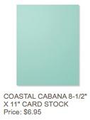 Coastal cabana cs