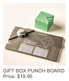 Box punch board