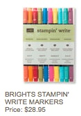 Brights markers