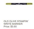 Olive marker