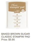 Brown sugar pad