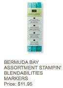 Bermuda blenders