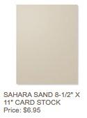 Sahara sand cs