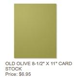 Olive cs