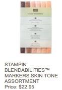 Skin tone blenders