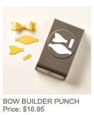 Bow builder punch