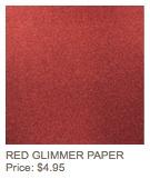 Red glimmer