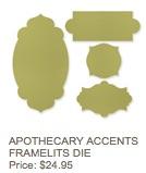 Apothecary dies