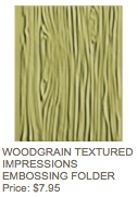 Woodgrain folder
