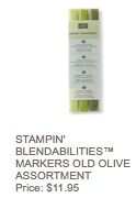 Olive blenders