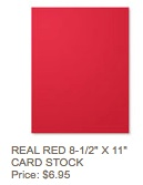 Real red cs