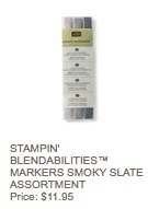 Smokey slate blenders