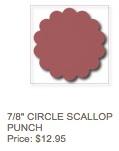 7:8 scallop circle
