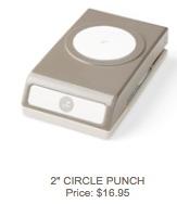 2%22 circle punch