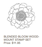 Blended bloom