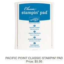 Pacific pad