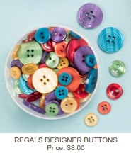 Regal buttons