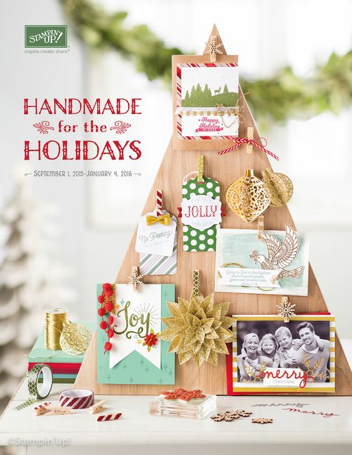 A holiday catalog blog image