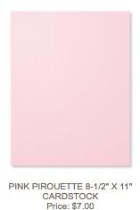 Pink pirouette cs