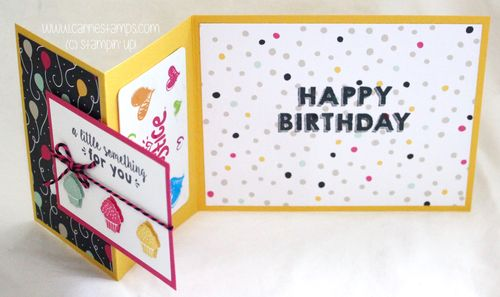 Party wishes gift card3