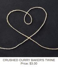 Curry twine