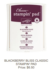 Blackberry bliss pad