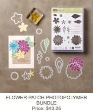 Flower patch bundle
