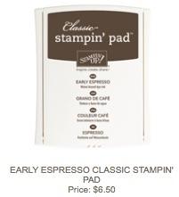 Espresso pad