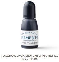Memento refill