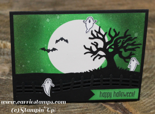 Spooky fun green card 2