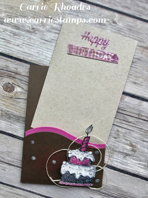 To You Card 2