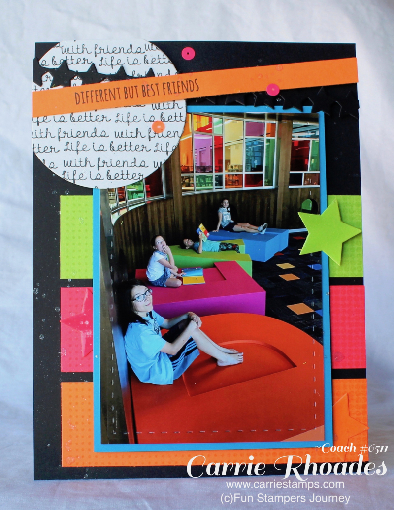 Scrapbook page by #6511