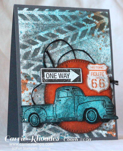 Hit The Road by #6511