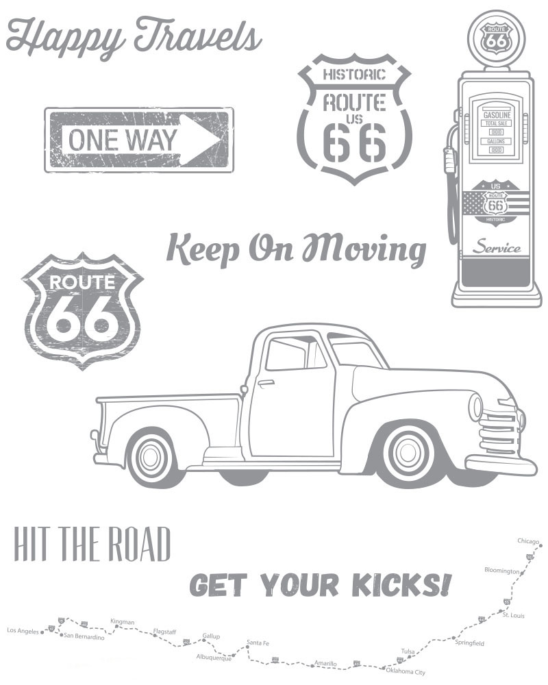 Hit the road stamp set_magnified image_2152_v636257063037209086