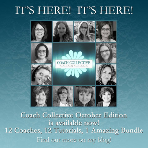 October Coach Collage image