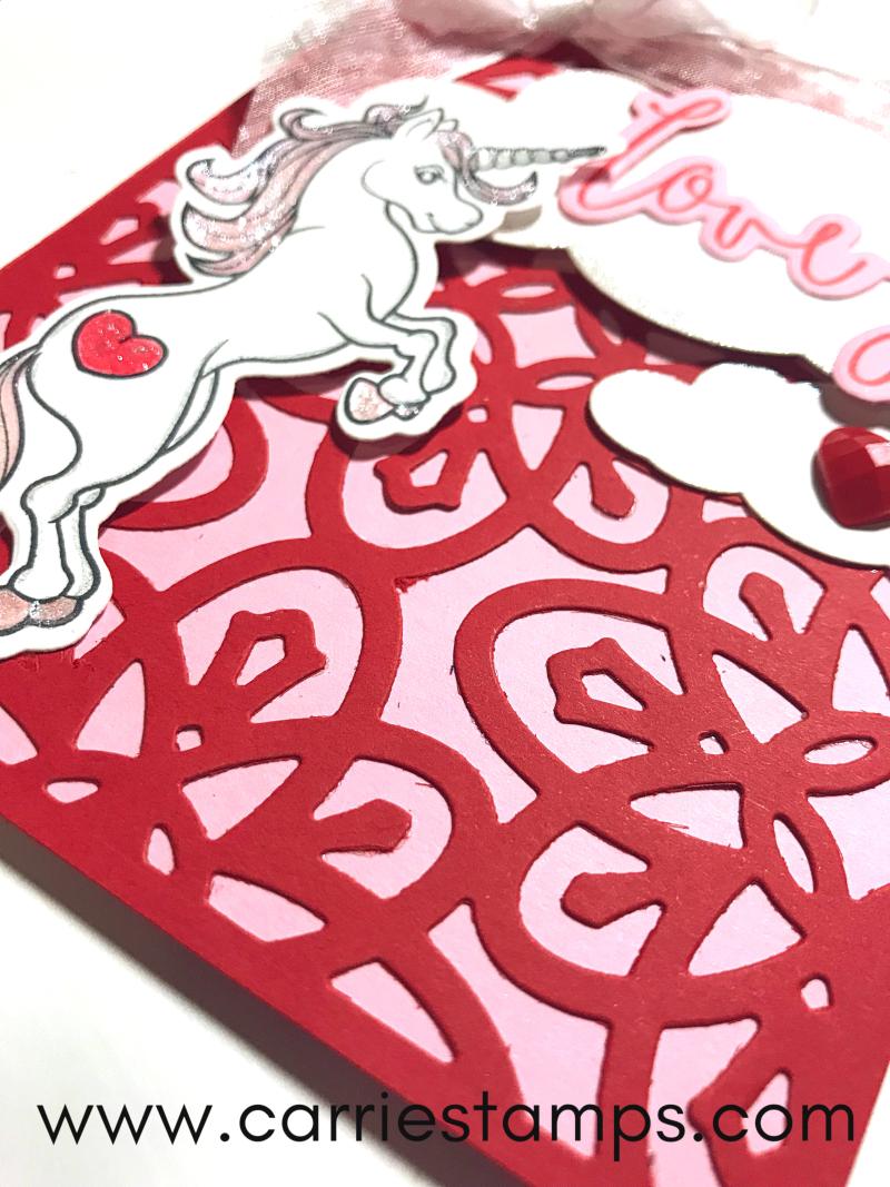 Magical Unicorn Valentine 3