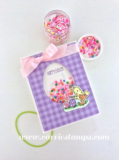 Easter Sprinkle Shaker 3